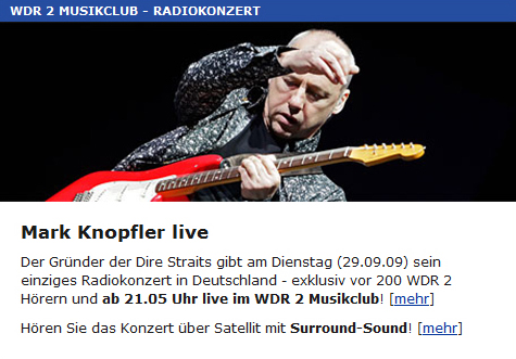 Wdr 2 In Concert